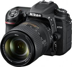 Shop Nikon DSLR Camera with AF-S DX NIKKOR ED VR lens Black at Best Buy. Find low everyday prices and buy online for delivery or in-store pick-up. Reflex Numérique Nikon, Nikon Dslr Camera, Dslr Cameras, Camera Hacks, Camera Tips, Canon Lens, Camera Case, Best Camera For Photography, Home