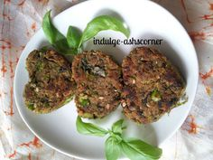 Hara Bhara Kebab- Jain Special, no Onion, no Garlic no Ginger, no Potato - http://www.mytaste.in/r/hara-bhara-kebab--jain-special--no-onion--no-garlic-no-ginger--no-potato-4851195.html