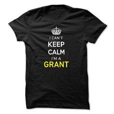 - #softball shirt #sweatshirt fashion. PURCHASE NOW => https://www.sunfrog.com//I-Cant-Keep-Calm-Im-A-GRANT-560910.html?68278