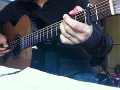 【ソロギター】「クリスマス・イブ」山下達郎 【TAB譜あり】Christmas Eve
