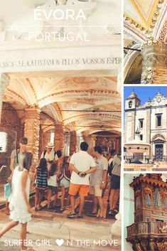 A trip to Évora, in Portugal, is a visit to a UNESCO World Heritage site, but also to one of the most curious monuments in Alentejo. What to find out more? Click the image.