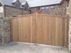 Westcountry Gates – wood gates – wooden gates – timber gates in Devon & Cornwall