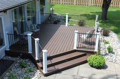 Click to view full size image How To Level Ground, Front Porch, Photo Galleries, Deck, Outdoor Decor, Image, Home Decor, Courtyards, Decoration Home