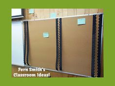 You Oughta Know About ... Bulletin Board Trim