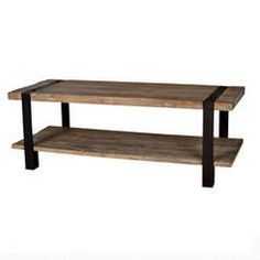 Find the perfect coffee table for your living space at Urban Barn. Shop our collection of modern, rugged, contemporary & classic coffee tables online today. Coffee Table Urban Barn, Coffee And End Tables, Modern Coffee Tables, Side Tables, New Furniture, Table Furniture, Vintage Furniture, Living Room Furniture, Vintage Wood