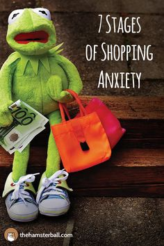 Anxiety | Introverts | Shopping | Social Anxiety |