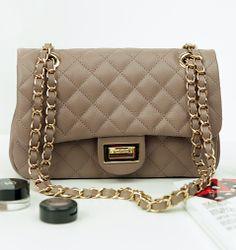 Korea Leather Bag Shopping Mall [BAGSHOES] #koreafashionshop #Fashionwomen  #korea #dailylook #dailyfashion #dailybag #motorbag #calfskinbag #sheepskinbag #leatherbag #syntheticbag #wallet #acc #shoes #mensbag #clutch #backpack #crossbag #totebag #koreafashion  #crossbag #皮包 #レザーバック  Twin Chain bag / Size : FREE / Price : 82.22 USD