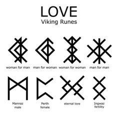 Magic Symbols, Ancient Symbols, Viking Symbols And Meanings, Symbols Of Love, Nordic Symbols, Norse Runes Meanings, Old Symbols, Egyptian Symbols, Celtic Symbols