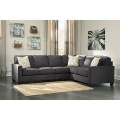 Lowest price online on all Ashley Furniture Alenya Right Facing 3 Piece…