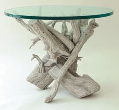 Driftwood table. My next project