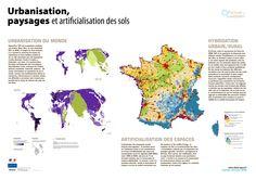 Territoires 2040 - Urbanisation, paysages et artificialisation des sols