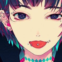 Aki Akane Pretty Art, Eye Piercing, Manga Anime, Manga Boy, Anime Art, Character Art, Character Design, Cool Drawings, Anime Style