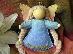 Felt fairy/angel