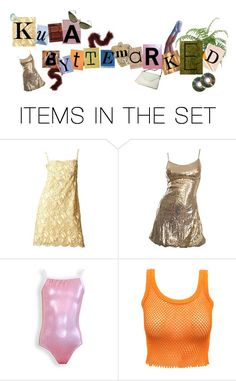 """""""Untitled #49"""" by nanouenghave ❤ liked on Polyvore featuring art"""