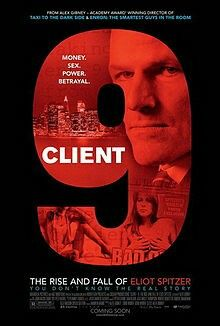 Fantastic documentary by Alex Gibney. The Wall Street types he interviewed for this make my skin crawl. Sex scandal aside, I still admire Spitzer for being willing to go after the so-called 'Untouchables.' Hopefully someone will step up to finish what he started.