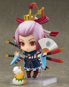 Nendoroid Guildmaster (Included with the Monster Hunter Frontier G Five Million Hunters Memorial Goods)