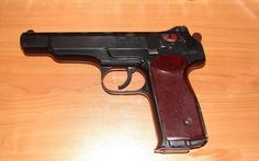 stechkin pistol