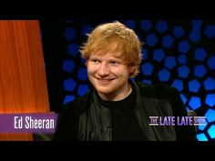 Ed Sheeran talks about Love/Hate | The Late Late Show