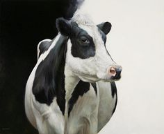 Sold   Black, white and in between, oil/panel 20 x 24 inch (50 x 60 cm) © 2010 Klimas