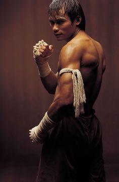 Muay Thai Boran - Tony Jaa #Yellowmenace  #TookYangThai