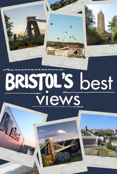 It's all about getting high up to see the best views in Bristol. Find out where you can see the best views in the city #visitbristol #beautifulviews #bristoluk #southwestengland #england