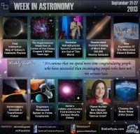 ASTRONOMY IN THIS WEEK - SEPTEMBER 21-27, 2013 http://www.stellareyes.com/news/photo-sharing/item/64-this-week-in-astronomy.html