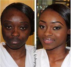 Makeup Before And After (14 Photos) #TakeHerSwimmingOnTheFirstDate Makeup Pics, Love Makeup,