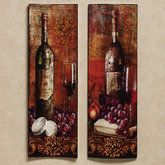 Grapes of Venice Wall Panel Set