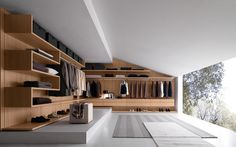Walk-in cupboards | Storage-Shelving | Varius | Presotto. Check it out on Architonic