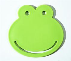 plastic cutting mat  frog shape