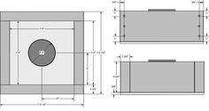 official washer toss game dimensions - Google Search
