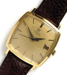 My old Omega :( there's nothing like a nice vintage Omega Watch.