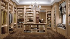 Cabine Armadio Stile Classico : Rendering fotorealistici d di guardaroba e cabine armadio in
