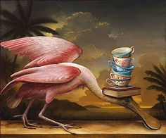 In The Real Art World: Kevin Sloan, until February 2, Gardner Colby Galleries, Naples, Florida