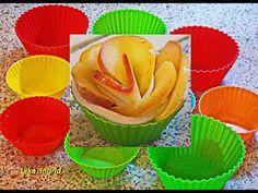 Яблочный десерт  -  розочки