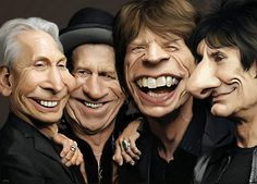 Rolling Stones Artist: Pouria Hadizadeh website: http://gilbertous.cgsociety.org/gallery/