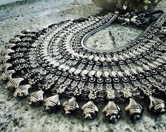 Intricate necklace