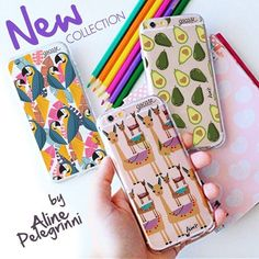 New colorful designs by @aapellegrini Check 'em out at goca.se/buy #galaxys5 #galaxys6 #galaxys7 #grandprime #instadaily #instamood #iphone #phonecase #samsung. Phone case by Gocase www.shop-gocase.com