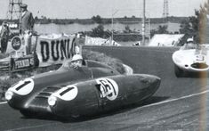 Bisiluro Damolnar was created in 1955 by Carlo Mollino and Enrico Nardi, their goal was to create an ultra-light, aerodynamic car to compete at Le Mans alongside the much larger and far better funded factory teams like Jaguar and Ferrari.
