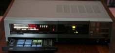 JVC DD-V9 3 head auto reverse tape deck
