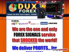awesome Dux Forex Signals Offer CB | Web-Based Signals With Alerts