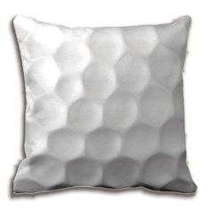 Golf Ball Dimples Texture Pattern Throw Pillow Decorative Cushion Cover Pillow Case Customize Gift By Lvsure