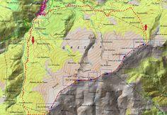 Cabezo de Gavilanes Sierra del Cabezo 2.189 m