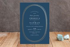 """""""Gold Portrait"""" - Customizable Foil-pressed Wedding Invitations in Beige, Gold or Pink by Phrosne Ras. Indigo Wedding, Classic Wedding Invitations, Celebrity Weddings, Wedding Colors, Getting Married, Wedding Decorations, Navy Weddings, Portrait, Pink"""