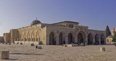 Mezquita de Al-Aqsa.