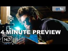 The Amazing Spider-Man Official 4 Minute Preview