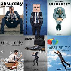 Spolu s autorem (Jaroslav Bálek) hledáme vhodnou fotku pro jeho novou e-knihu Absurdity.  Zde je výčet prvních variant návrhů: Movie Posters, Movies, Author, Films, Film Poster, Cinema, Movie, Film, Movie Quotes