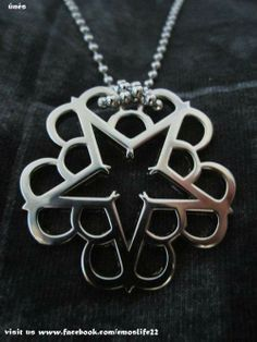 I would like a black veil brides necklace because they're such an inspiring band.