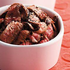 Sweet Balsamic Sirloin Steak