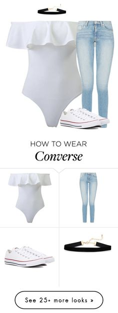 """Untitled #3100"" by laurenatria11 on Polyvore featuring Converse"
